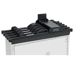 Hang-A-Plan Front Loading Wall Rack - 5 Binder