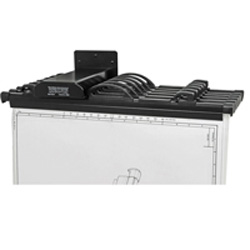 Hang-A-Plan Front Loading Wall Rack - 10 Binder
