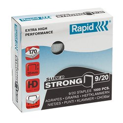 Rapid 23//24 Super Strong Heavy Duty Staples